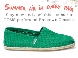 Summer air in every pair