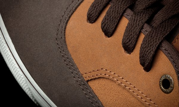 HUF_Fall_2013_Mateo_Brown_Tan_Detail