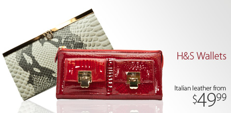 H and S  Wallets