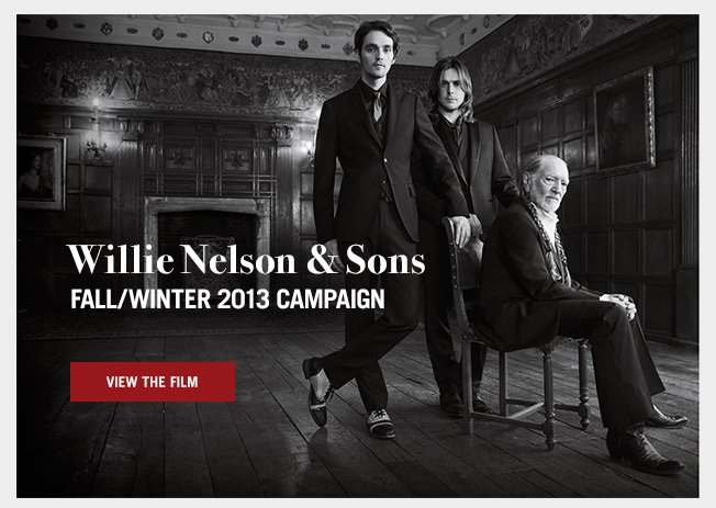 Willie Nelson and Sons | View the film >