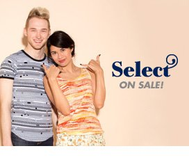 Select on Sale