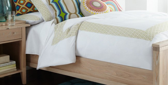Take 25% off BEDDING