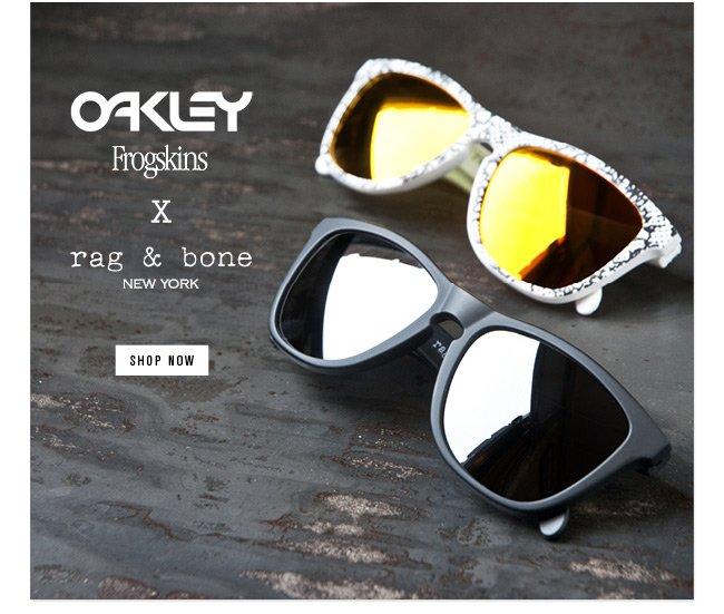 Oakley Frogskins | Shop Now >