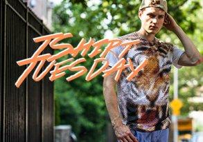 Shop  T-Shirt Tuesday ft. Animal Prints