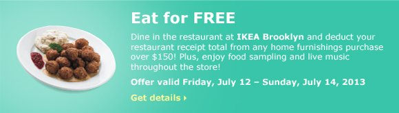 Eat for FREE