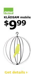KLÄDSAM mobile $9.99