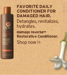 FAVORITE DAILY CONDITIONER FOR DAMAGED HAIR Detangles revitalizes  hydrates damage reverse Restorative Conditioner SHOP NOW
