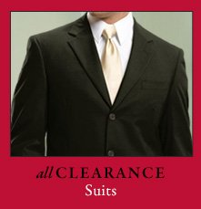 All Clearance Suits - Up To 80% Off