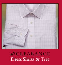 All Clearance Dress Shirts & Ties - Up To 80% Off