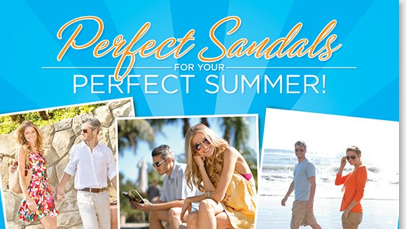 Find the perfect sandals for your perfect summer! Shop over 1500+ of the best sandals from Dansko, ABEO B.I.O.system, ECCO, Taos, Raffini, and more; we have the perfect sandals for all of your summer occasions! Shop now to find the best selection for women and men online and in-stores at The Walking Company.