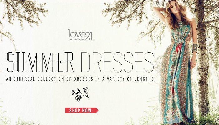 Love 21 Summer Dresses - Shop Now
