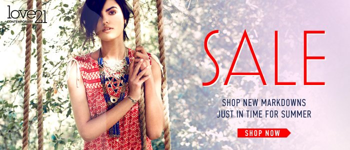 Sale! - Shop Now