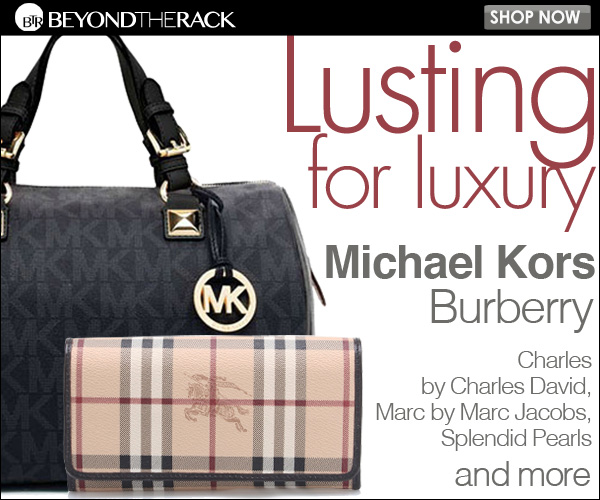 Lusting for luxury