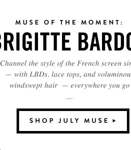 Shop July Muse