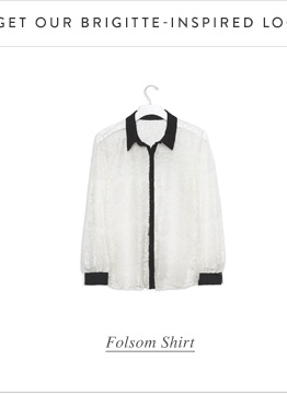 Folsom Shirt