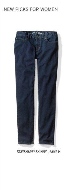 Slightly Curvy StayShape® Skinny Jean