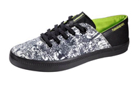 New! Women's Urbis Arts Sneaker Black & White