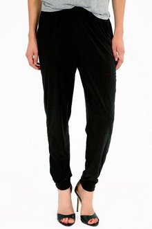 BASIC HAREM PANTS 30