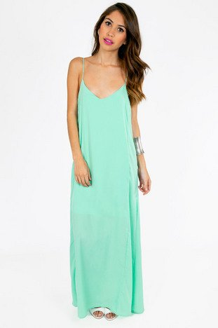 WATCH ME FLOW MAXI DRESS 42