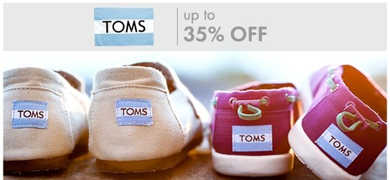 TOMS starts now!