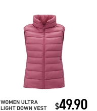 ultra-light-down-vest