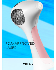 FDA-APPROVED LASER. TRIA