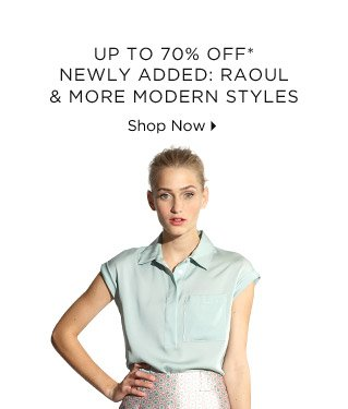 Up To 70% Off* Newly Added: Raoul & More Modern  Styles