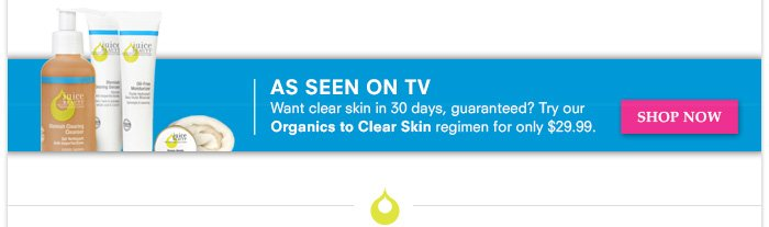 get clear skin now