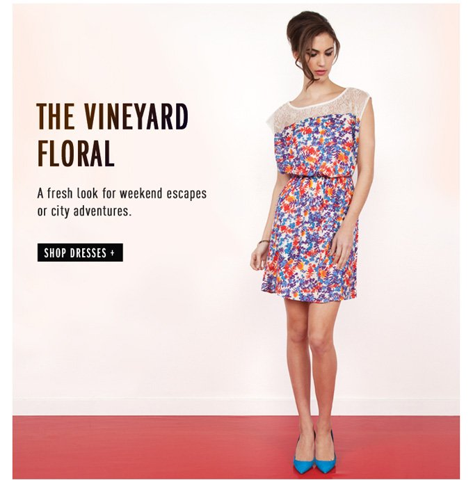 The Vineyard Floral