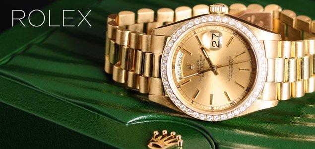 Rolex Preloved Watches