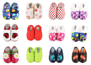 Augusta Baby Shoes