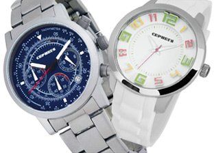 German Made Watches for Him & Her by Cepheus