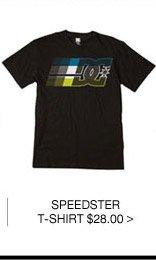 Speedster T-shirt $28.00