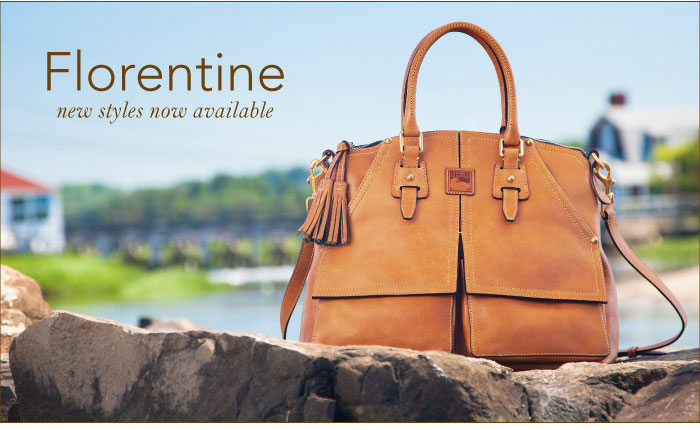Florentine - new styles now available
