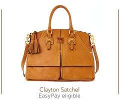 Clayton Satchel