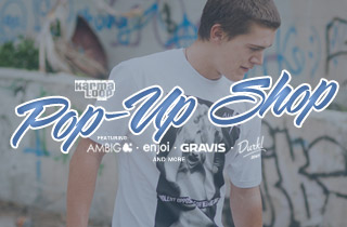 Karmaloop Pop-Up Shop