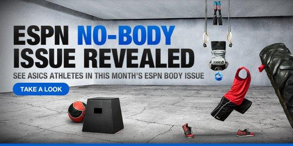 ESPN No-Body Issue Revealed - Hero