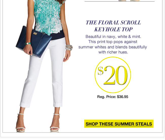 Shop these Summer steals!