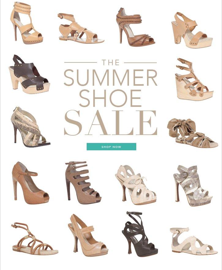 The Shoe Sale