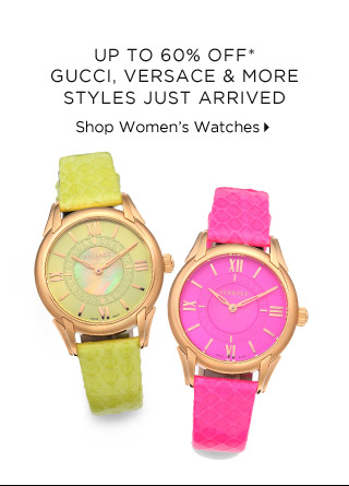 Up To 60% Off* Gucci, Versace & More Styles Just  Arrived