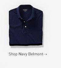 Belmont - Navy