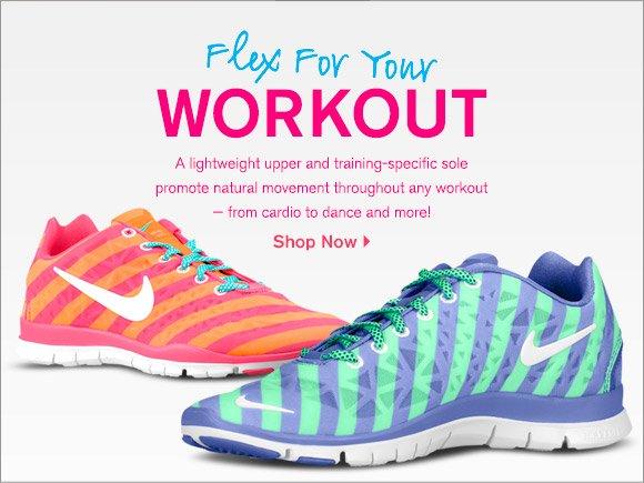 Women's Nike Free Training Shoes
