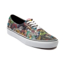 Vans Era Marvel Comic Skate Shoe