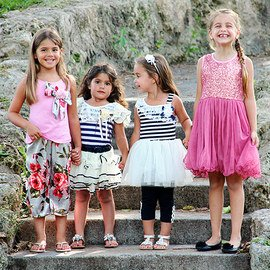 Sweet on This: Girls' Apparel
