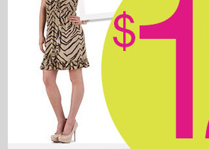 dots Deals! In-Store and Online! Dresses starting at $12! HURRY IN! SHOP NOW!