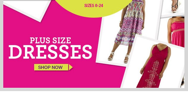 dots Deals! In-store and Online! Plus Size Dresses at Great Prices! SHOP NOW!