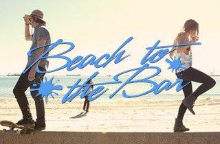 Beach to the Bar