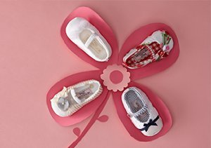 Little Luxuries: Kids' Shoes