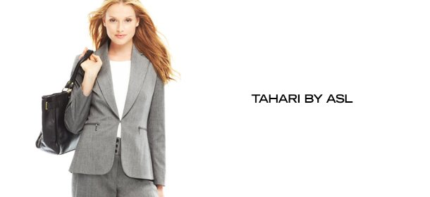 TAHARI BY ASL, Event Ends July 14, 9:00 AM PT >