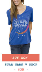 Star Wars V Neck